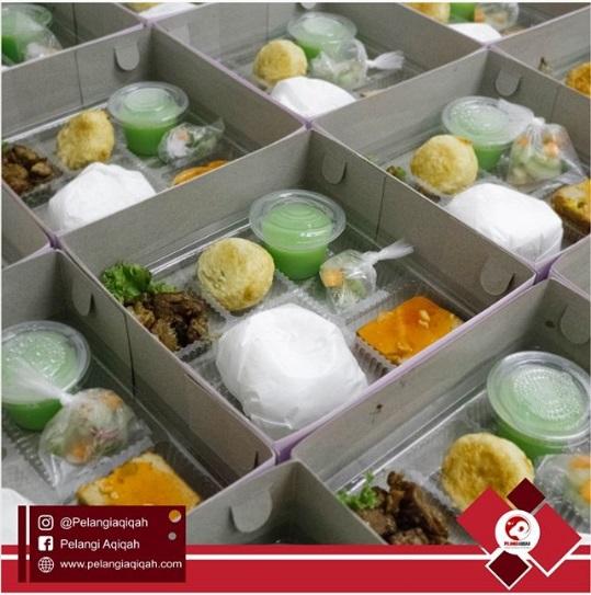 Nasi box catering