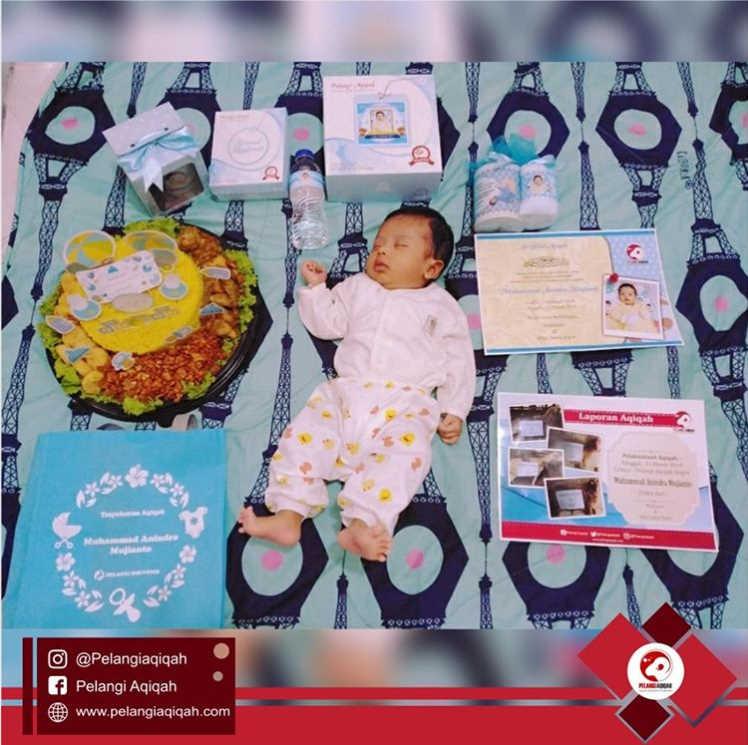Paket aqiqah anak laki-laki Tangerang