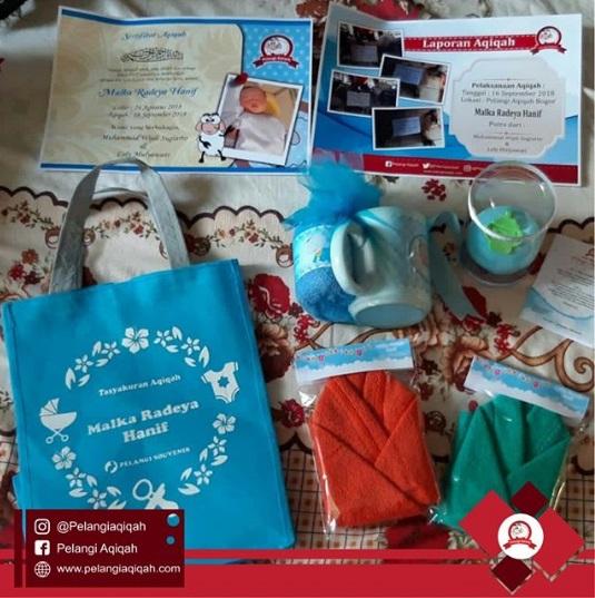 paket souvenir aqiqah depok