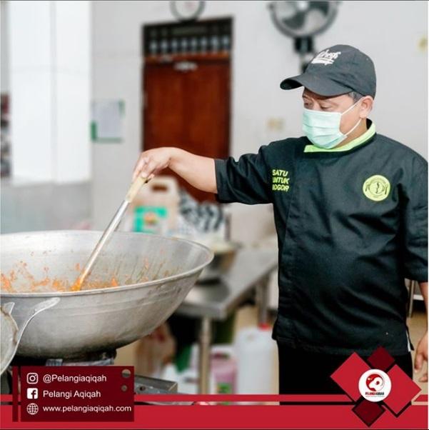 Chef Ali Pelangi Aqiqah