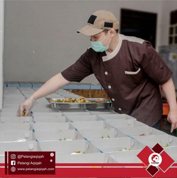 Chef Awal Pelangi Aqiqah