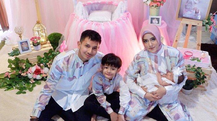 aqiqah anak artis fairuz
