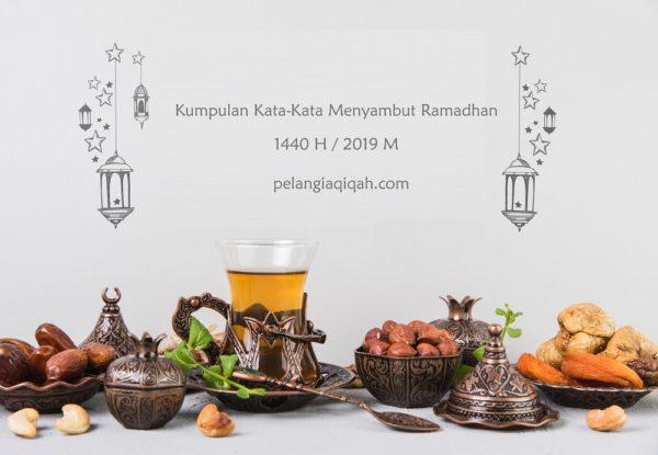 kumpulan kata-kata menyambut ramadhan 2019