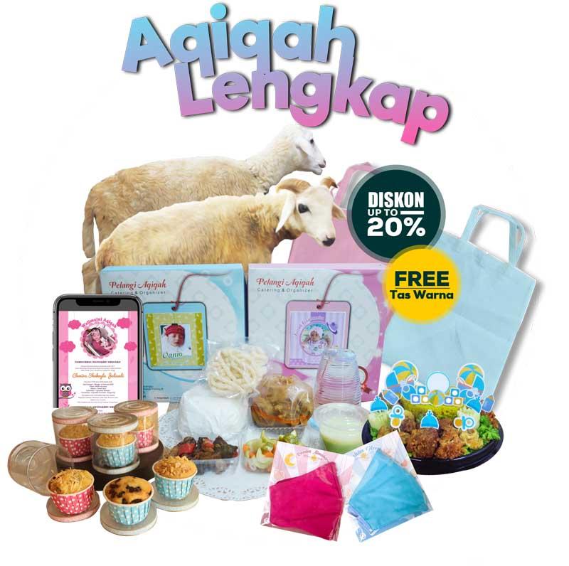 aqiqah paket lengkap