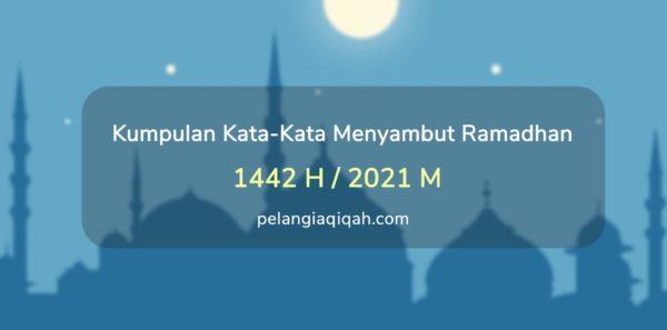 Kumpulan Kata-Kata Ramadhan